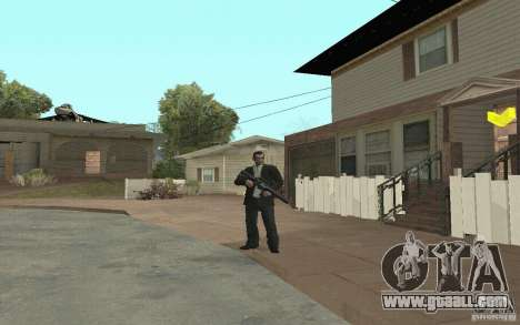 Animation of GTA IV for GTA San Andreas ninth screenshot