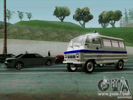 Zuk A-1805 for GTA San Andreas