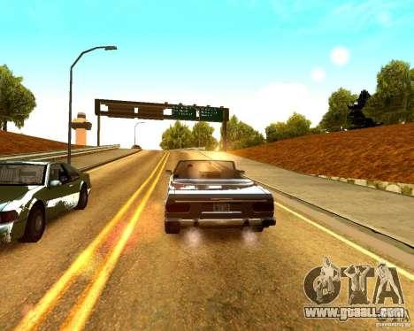 ENBSeries by Sashka911 v2 for GTA San Andreas sixth screenshot