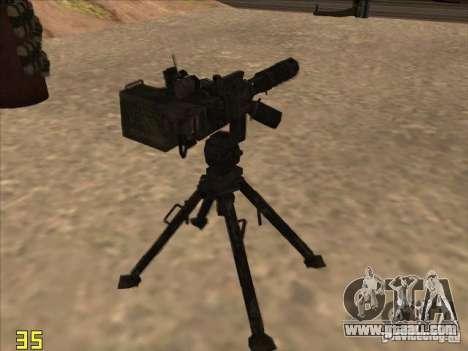 Turrel′ for GTA San Andreas second screenshot
