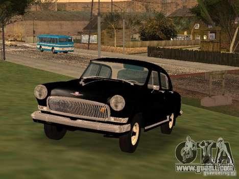 GAS-21r for GTA San Andreas