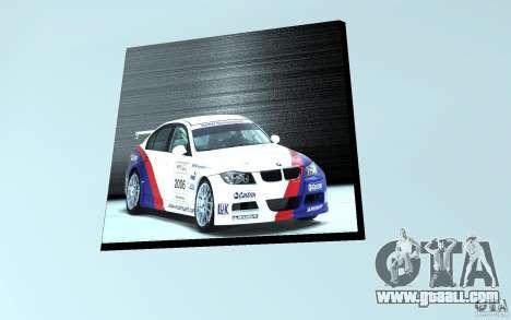 BMW dealership for GTA San Andreas fifth screenshot