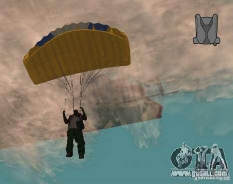 Endless Chute for GTA San Andreas third screenshot