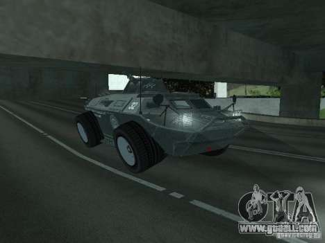 APC from GTA TBoGT IVF for GTA San Andreas side view