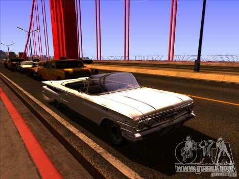 ENBSeries v2.0 for GTA San Andreas second screenshot