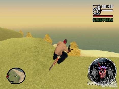Speed Udo for GTA San Andreas third screenshot