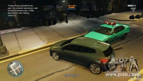 Coloured Radio HUD for GTA 4 sixth screenshot