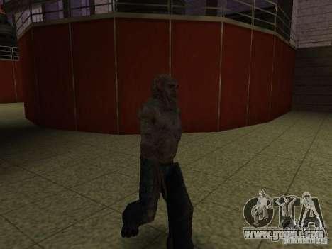 Controller of S.T.A.L.K.E.R. for GTA San Andreas third screenshot