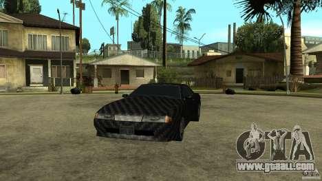 Elegy Carbon Style V 1.00 for GTA San Andreas