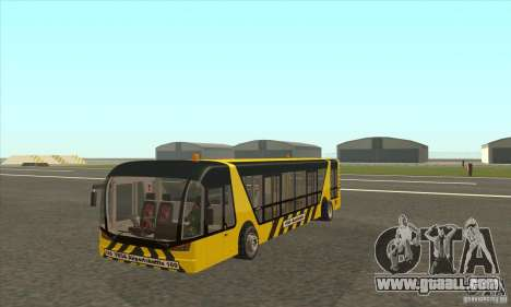 Bus To The Airport for GTA San Andreas
