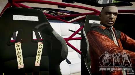 Nissan Sileighty for GTA 4 engine
