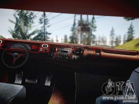 Ford F-650 Super Crewzer for GTA 4 back view