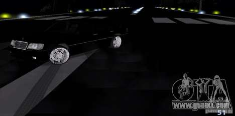 Electronic Speedometr for GTA San Andreas third screenshot