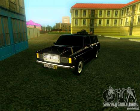 VAZ 21047 for GTA San Andreas