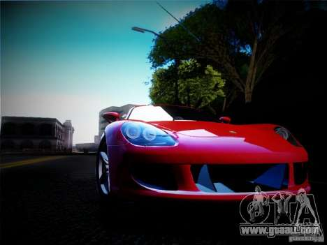 Realistic Graphics 2012 for GTA San Andreas
