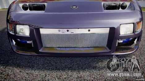 Nissan 300zx Fairlady Z32 for GTA 4 interior