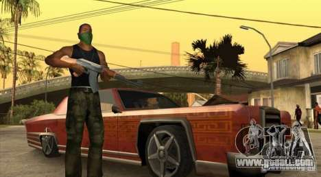 Wars Zones for GTA San Andreas third screenshot