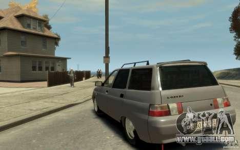 Lada ВАЗ 2111 for GTA 4
