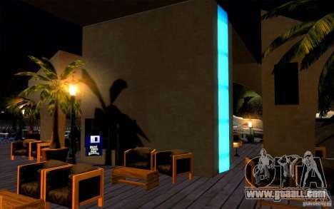 Beach Club for GTA San Andreas fifth screenshot