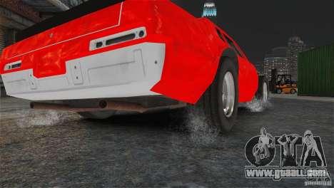 Jupiter Eagleray MK5 v.1 for GTA 4 side view