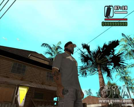 Pomegranate of Xenus 2 for GTA San Andreas third screenshot
