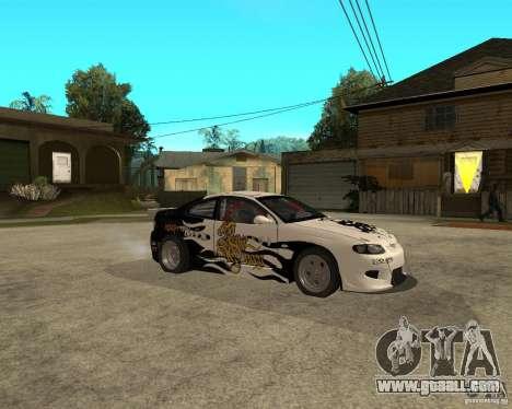 Vauxhall Monaro Rogue Speed for GTA San Andreas