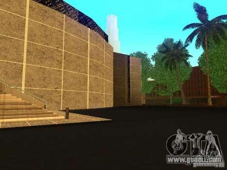 New building in Los Santos for GTA San Andreas fifth screenshot