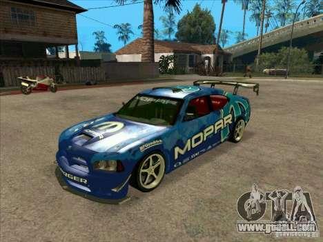 Mopar Dodge Charger for GTA San Andreas