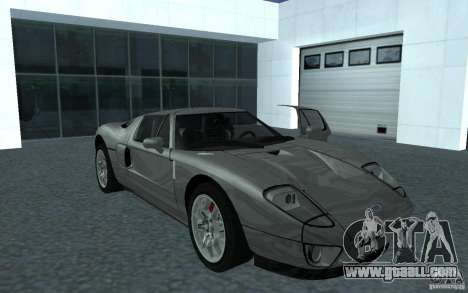Ford GT 40 for GTA San Andreas