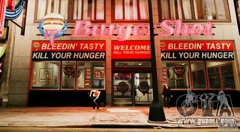 ENB Rage of Reality v 4.0 for GTA 4 third screenshot