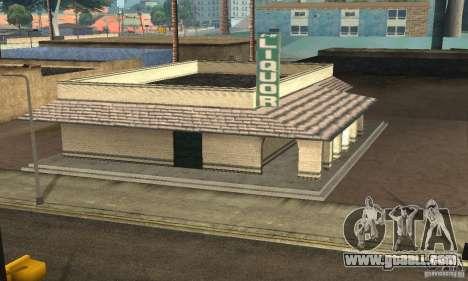 Grove Street 2013 v1 for GTA San Andreas eighth screenshot