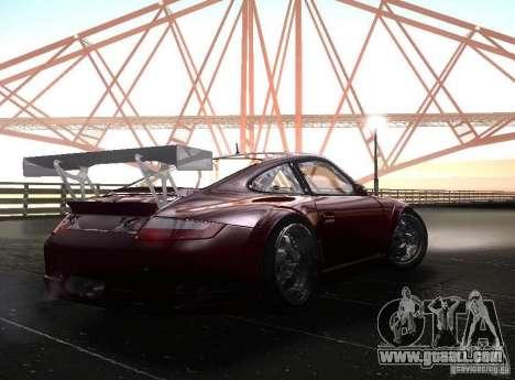 Porsche 911 GT3 RSR RWB for GTA San Andreas right view