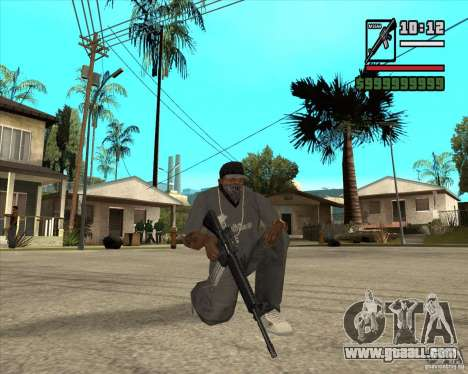 Millenias Weapon Pack for GTA San Andreas tenth screenshot