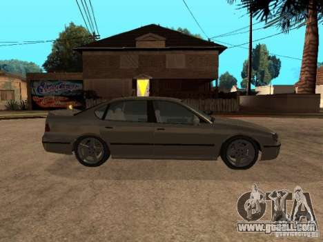 The Merit of Gta 4 for GTA San Andreas right view