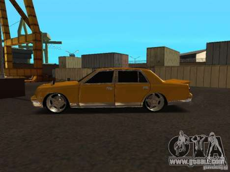Toyota Century v2 for GTA San Andreas left view