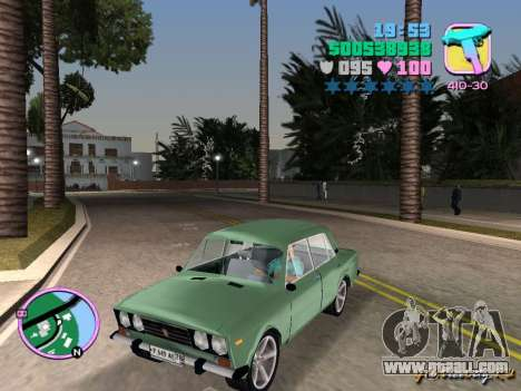 VAZ 2106 for GTA Vice City