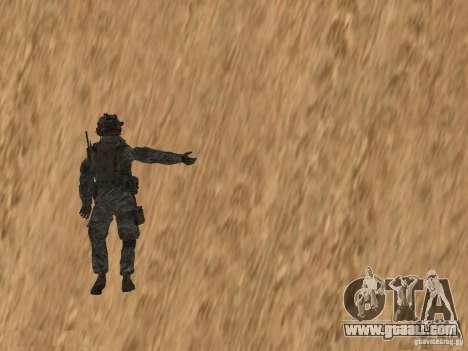 Animations v1.0 for GTA San Andreas fifth screenshot