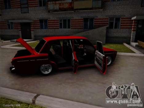 VAZ 2106 Pyatigorsk for GTA San Andreas side view
