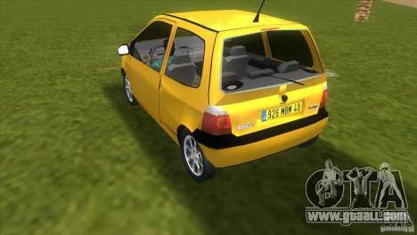 Renault Twingo for GTA Vice City left view