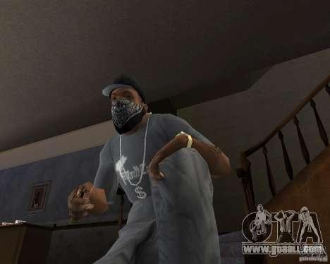Kastet for GTA San Andreas third screenshot