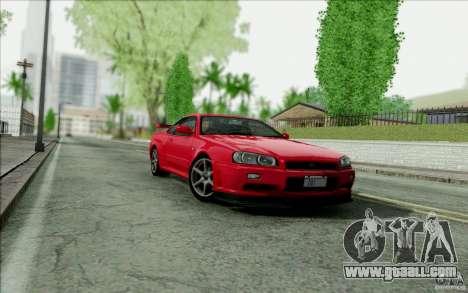 SA_DirectX 1.3 BETA for GTA San Andreas fifth screenshot