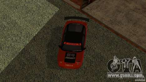 Nissan 240SX Signal Auto for GTA San Andreas right view