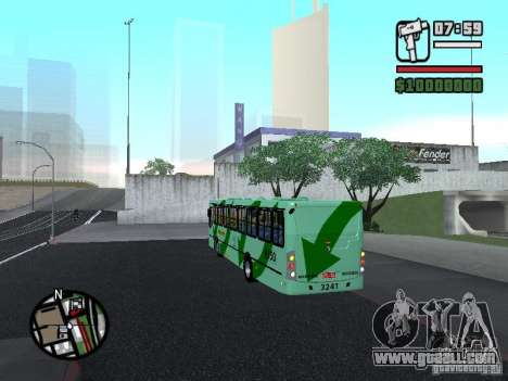 Caio Induscar Apache S22 MB OF-1722M for GTA San Andreas back left view