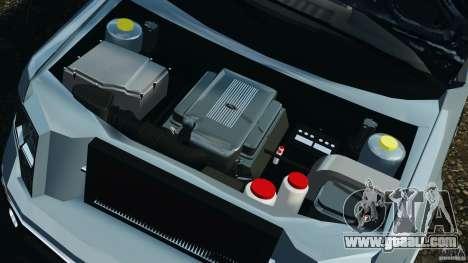 Ford F-150 v1.0 for GTA 4 back view