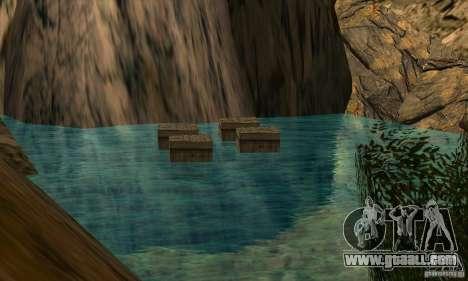 Crossing v1.0 for GTA San Andreas fifth screenshot