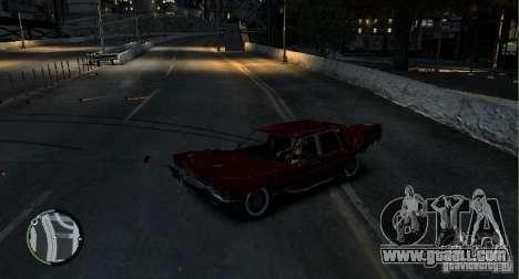 Realistic car damage for GTA 4 second screenshot