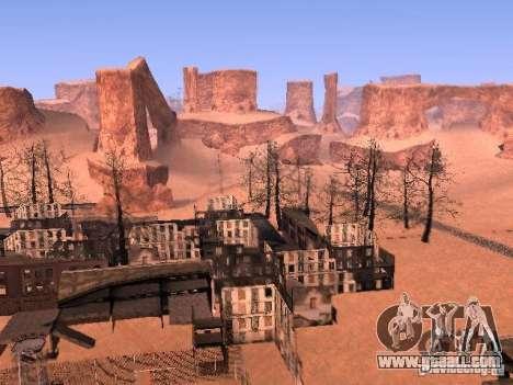 Chernobyl MOD v1 for GTA San Andreas forth screenshot