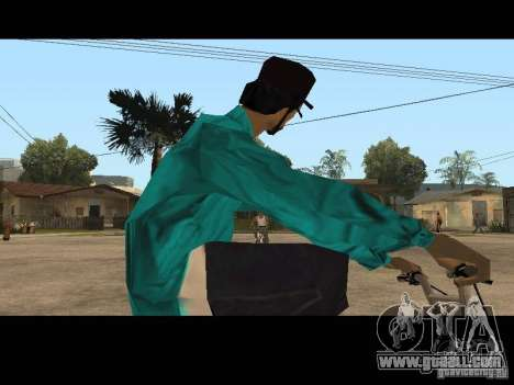 Varrio Los Aztecas for GTA San Andreas second screenshot