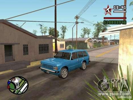 ENBSeries for GForce 5200 FX v2.0 for GTA San Andreas third screenshot