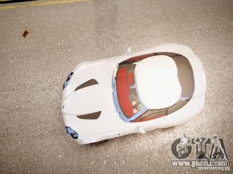 Alfa Romeo TZ3 Stradale Zagato for GTA 4 back view